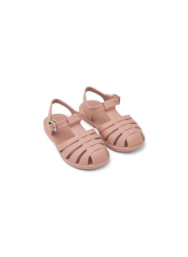Liewood | bre sandals | dark rose