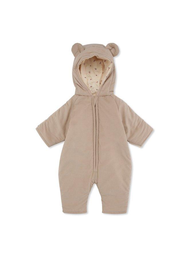 Konges Slojd | teddy suit deux | moonlight
