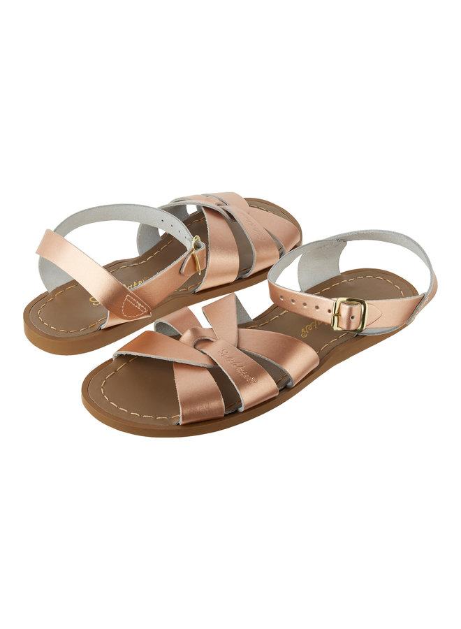 Salt Water Sandals | original | rose gold