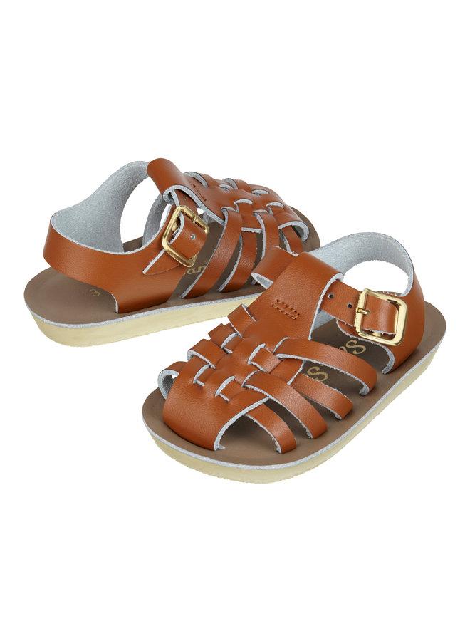 Salt Water Sandals | sailor | tan
