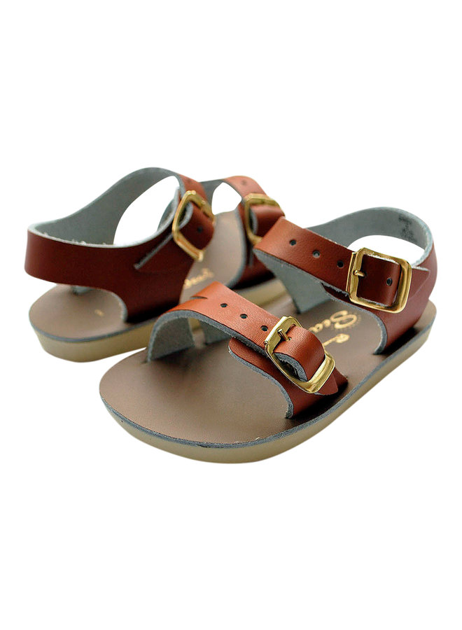 Salt Water Sandals   see wee   tan