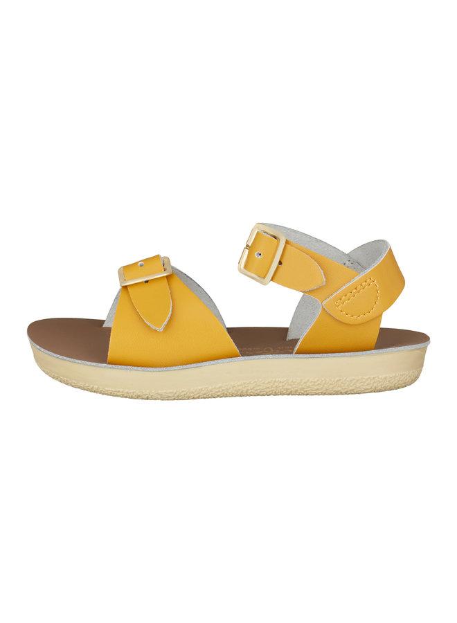 Salt Water Sandals | surfer | mustard