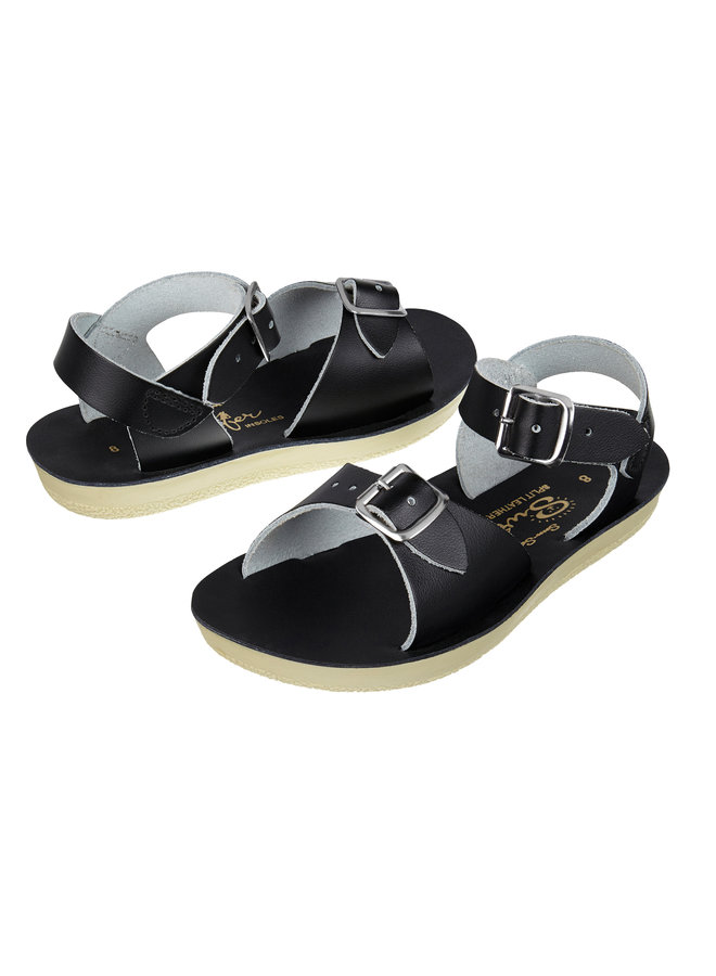 Salt Water Sandals | surfer | black