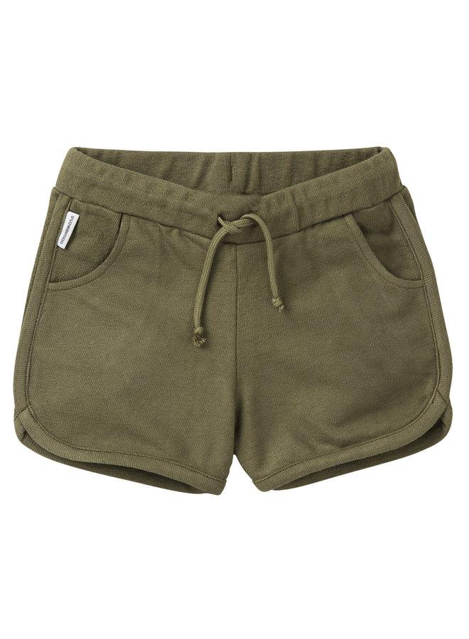 Mingo | short | sage green