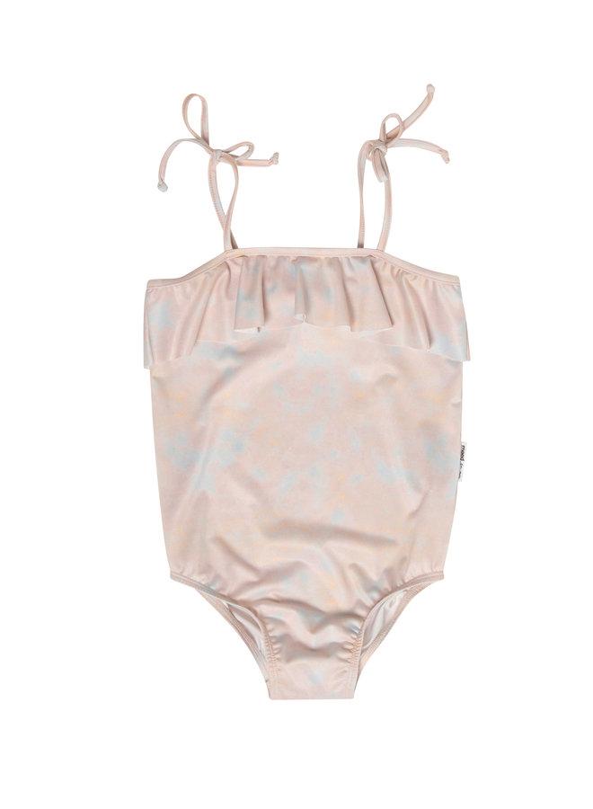 Maed for mini | pastel pelican aop | swimwear
