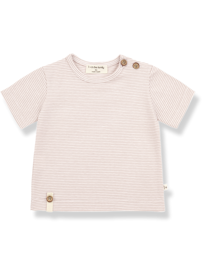 1+ in the family   blai t-shirt   nude