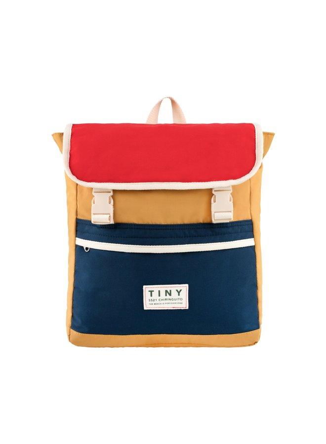 Tinycottons | tiny color block backpack