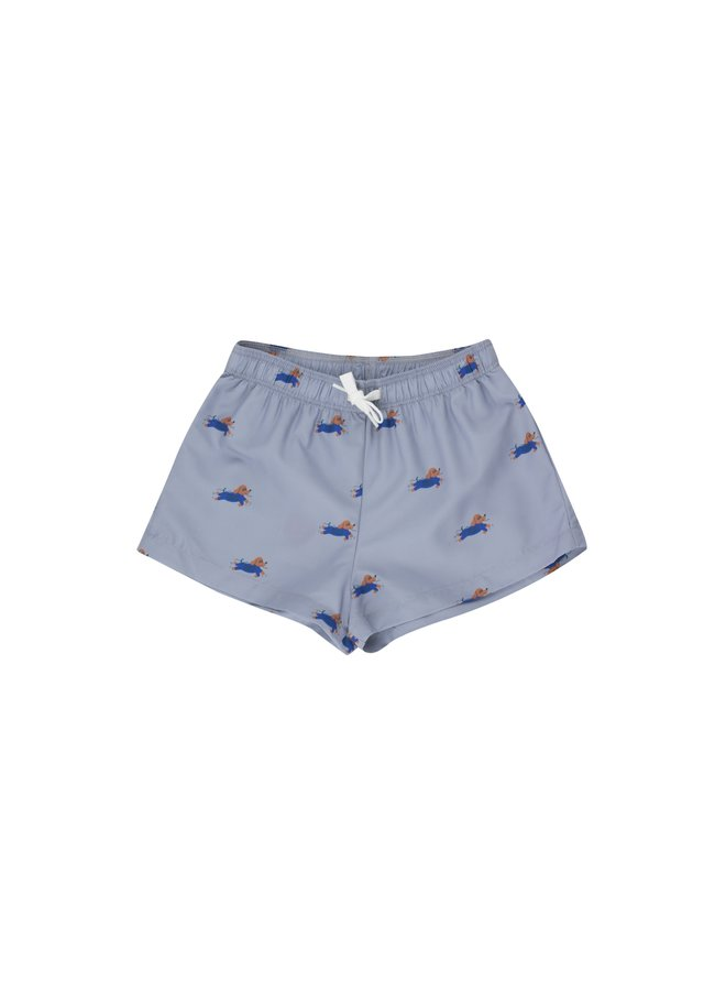 Tinycottons | doggy paddle trunks