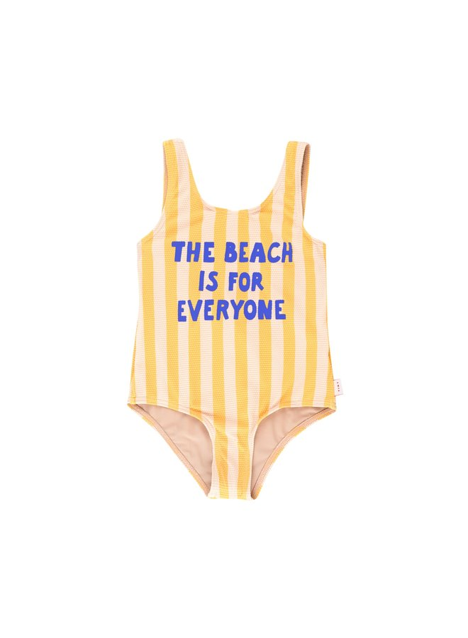 Tinycottons | the beach is for everyone swimsuit
