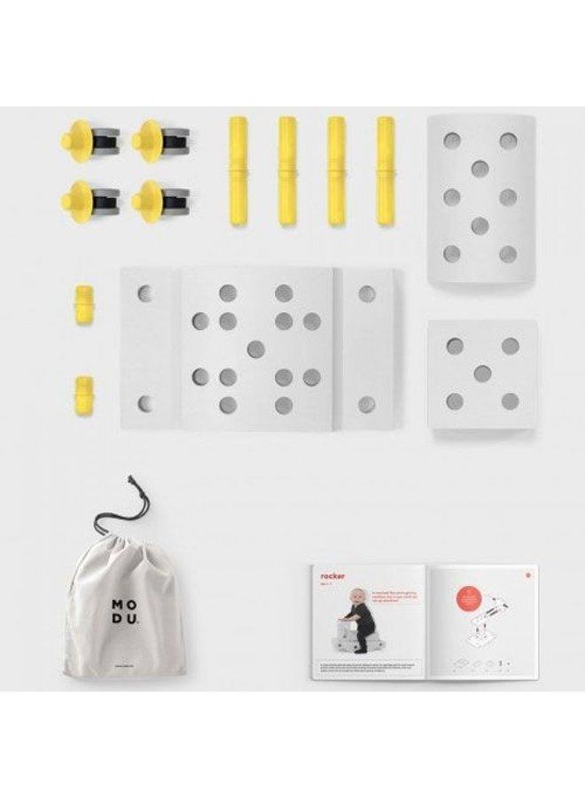 Modu | curiousity kit yellow