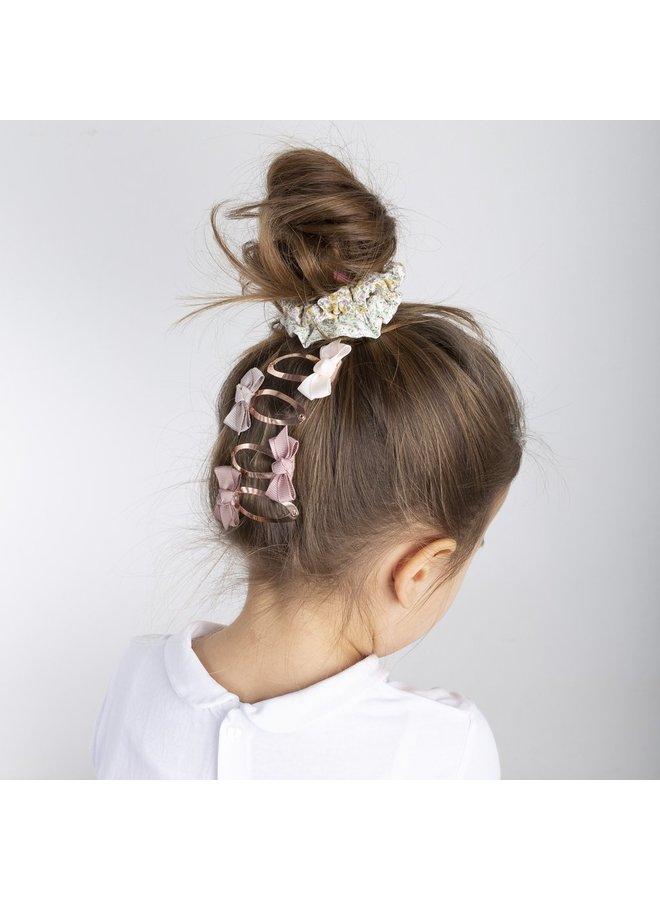 Mimi & Lula | mini floral scrunchies