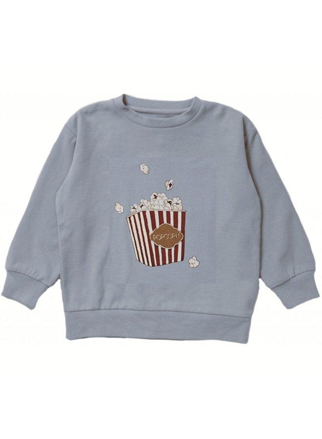 Konges Slojd   lou sweatshirt   powder blue