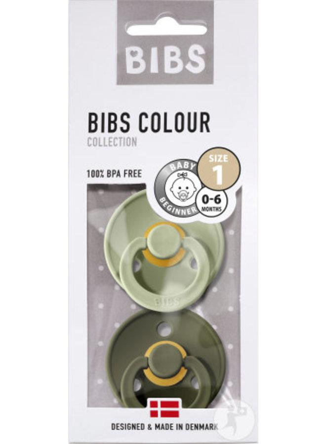 Bibs | fopspeen | blister sage/green |T1