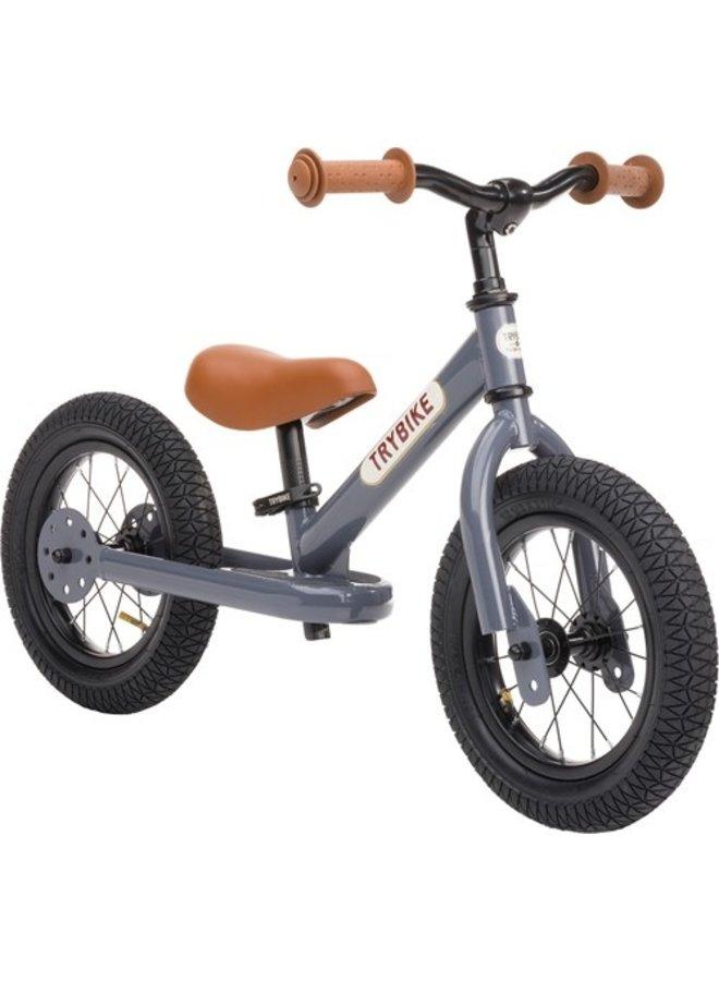 Trybike | steel loopfiets | grijs