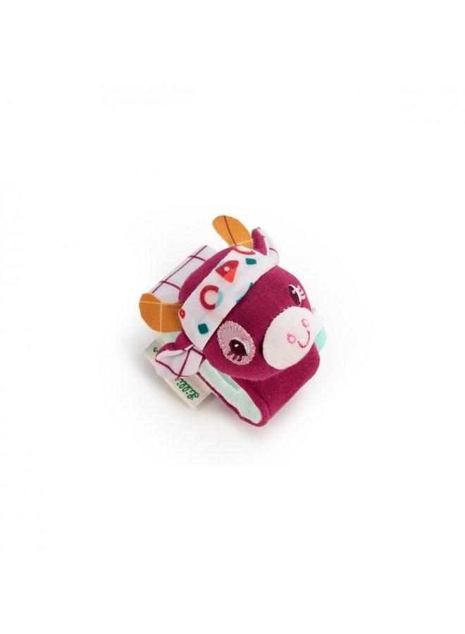 Lilliputiens | rosalie armbandrammelaar