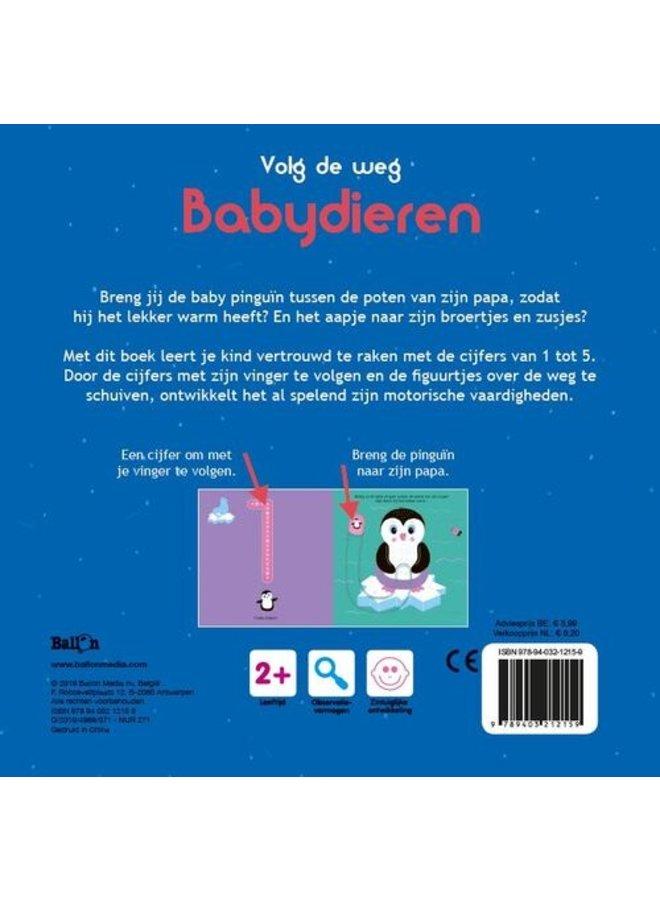 Boeken   geluidenboekje   babydieren   1+