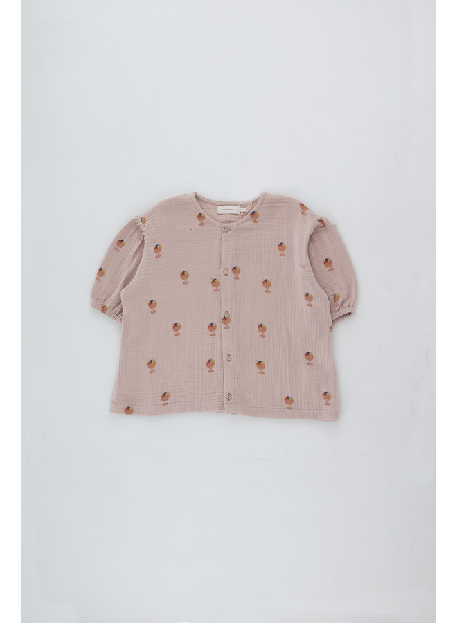 Tinycottons   ice cream cup puff shirt