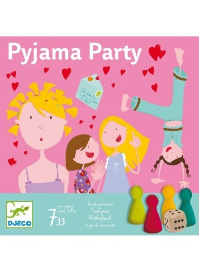 Djeco   spel   pyjama party