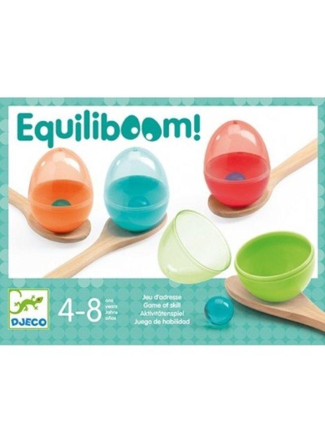Djeco   behendigheidsspel   eierlopen