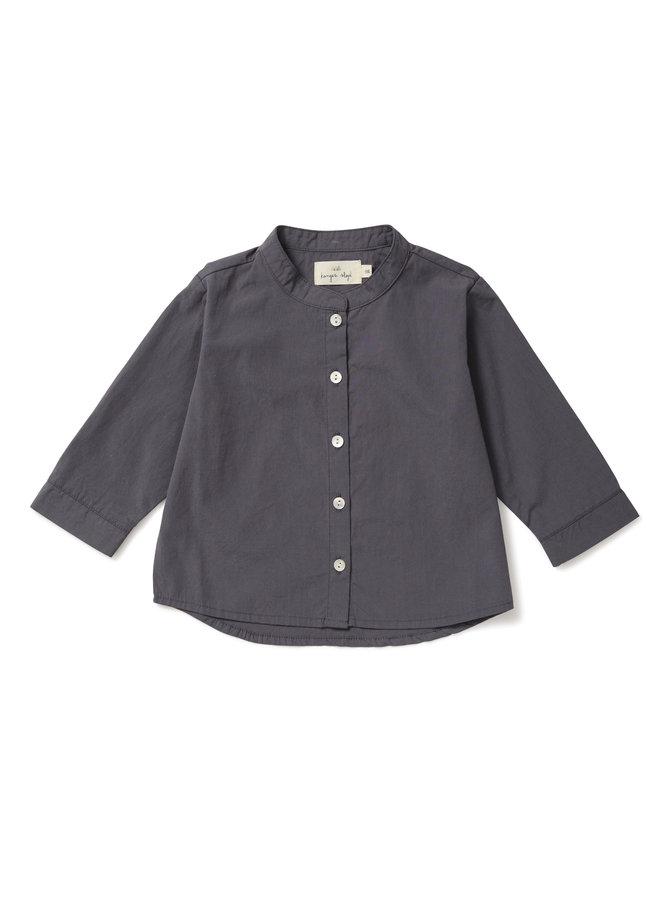 Konges Slojd | verbena shirt | blue shades