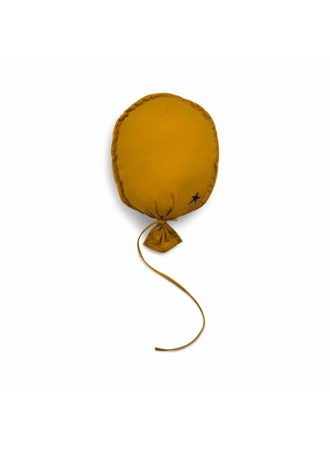 Picca Loulou | ballon okergeel