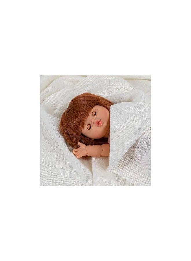 Paola Reina | pop 34 cm | capucine met ogen die dicht kunnen