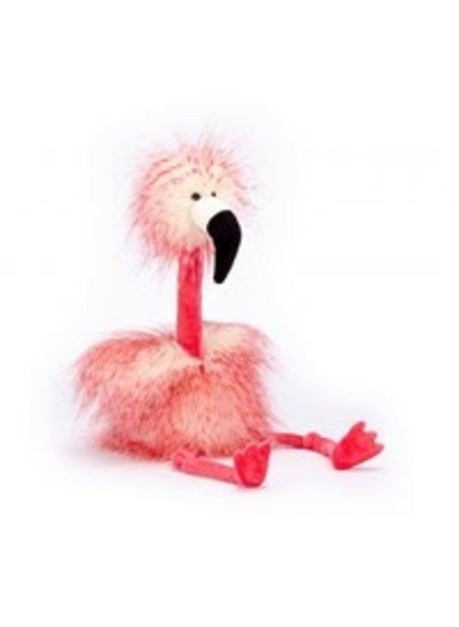 Jellycat | flora flamingo