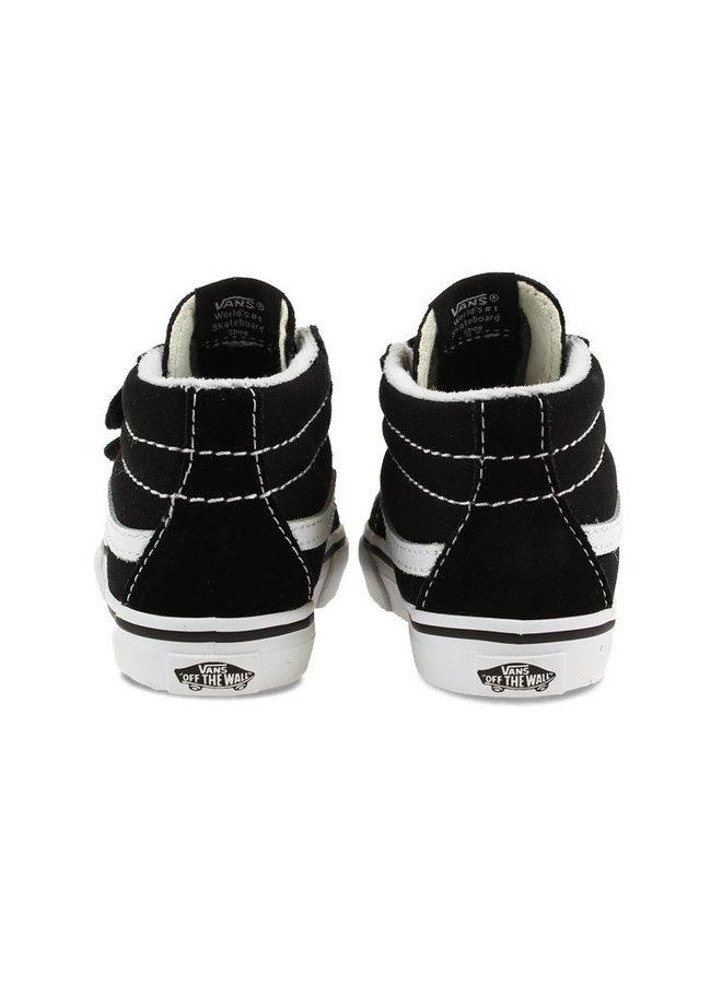 Vans | toddler | sk8 mid | black