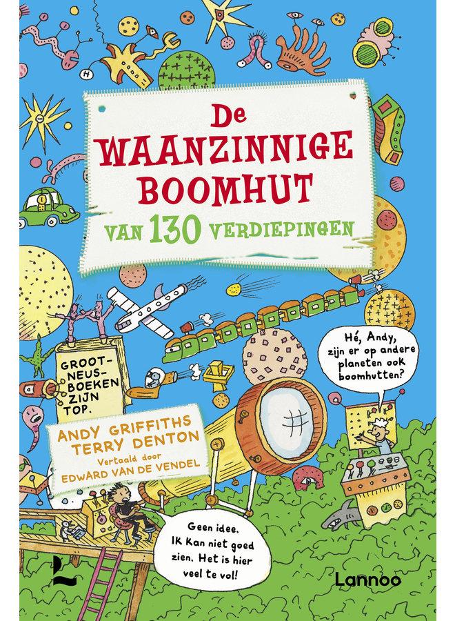 Boeken | de waanzinnige boomhut 10 van 130 verdiepingen