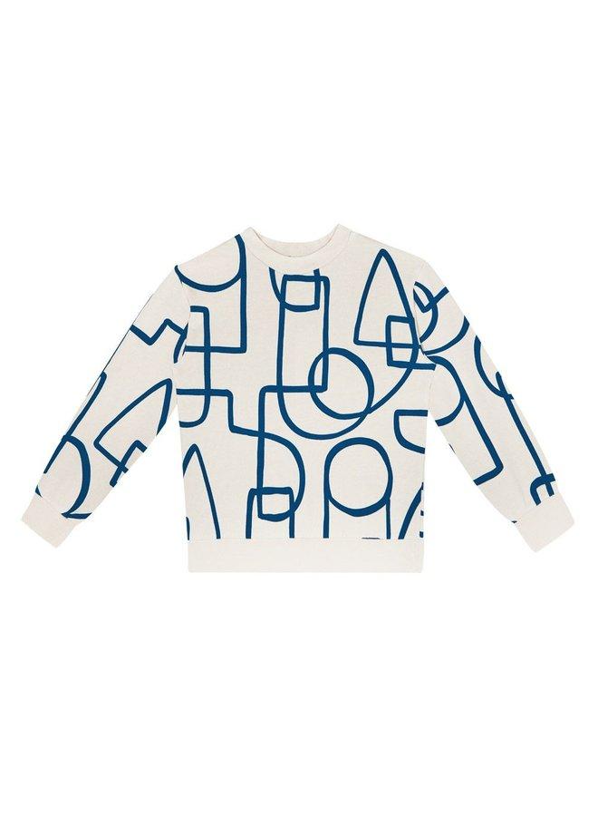The New Society   simone sweater