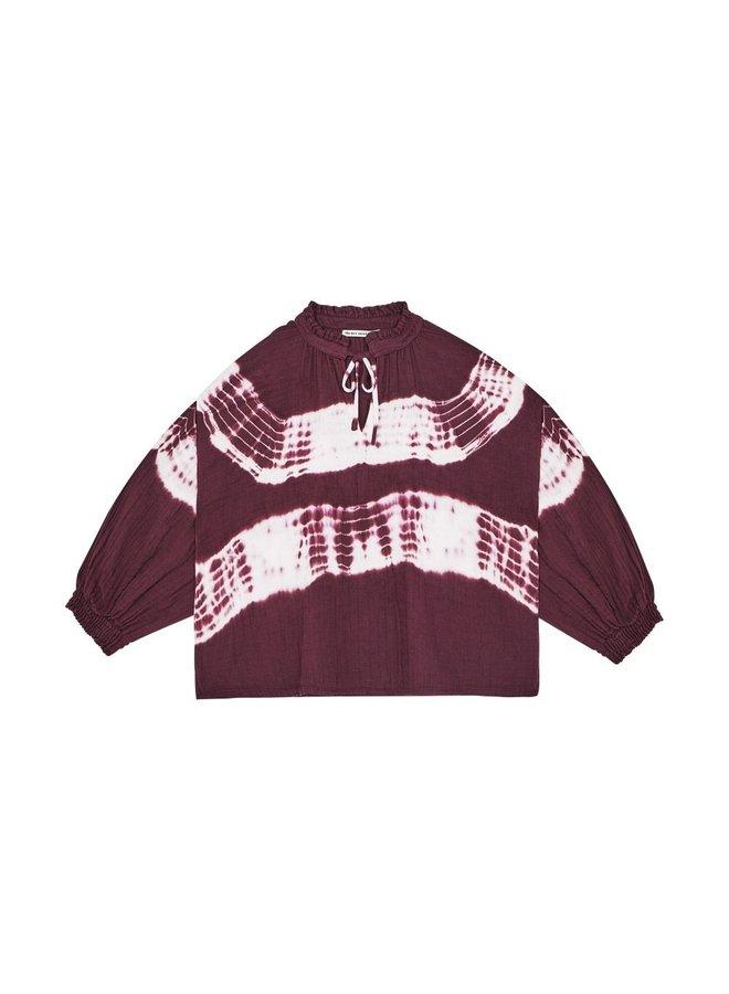 The New Society | olivia blouse