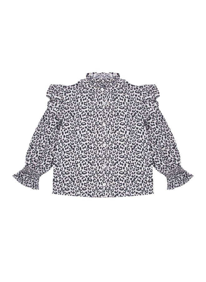 The New Society | gannin blouse