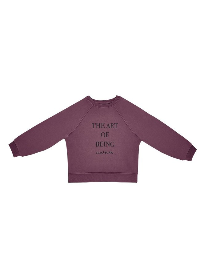 The New Society   the art of sweater