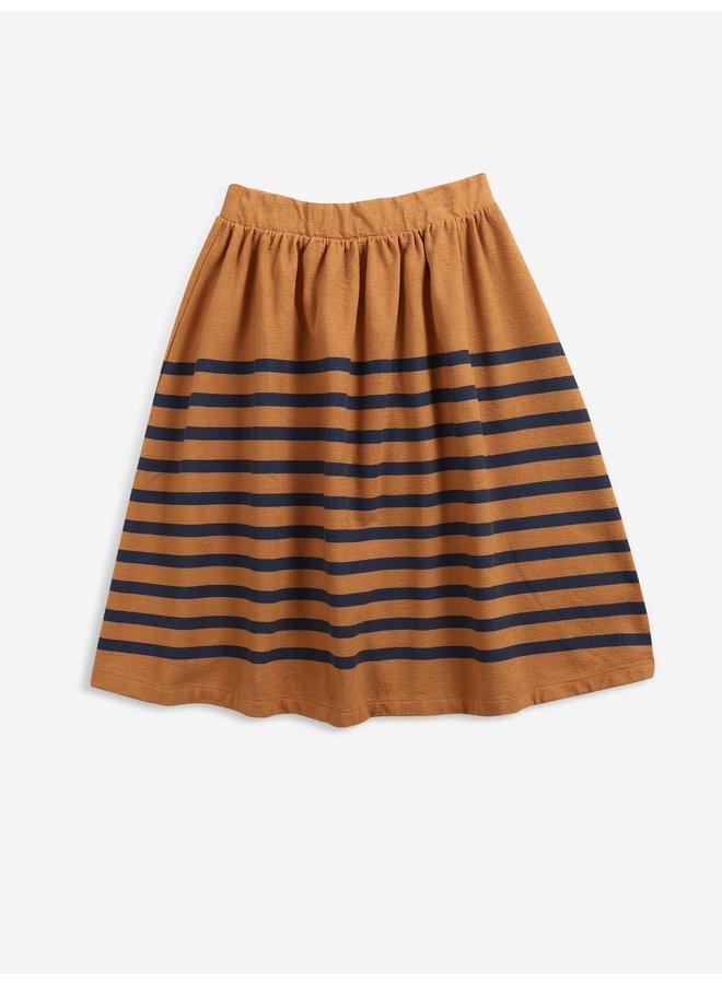 Bobo Choses | striped jersey midi skirt