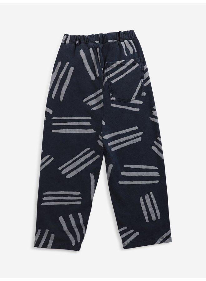 Bobo Choses | scratch all over fleece pants
