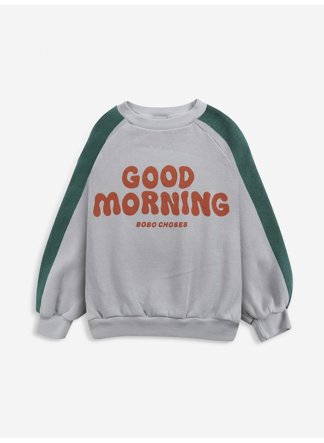 Bobo Choses   goodmorning sweatshirt