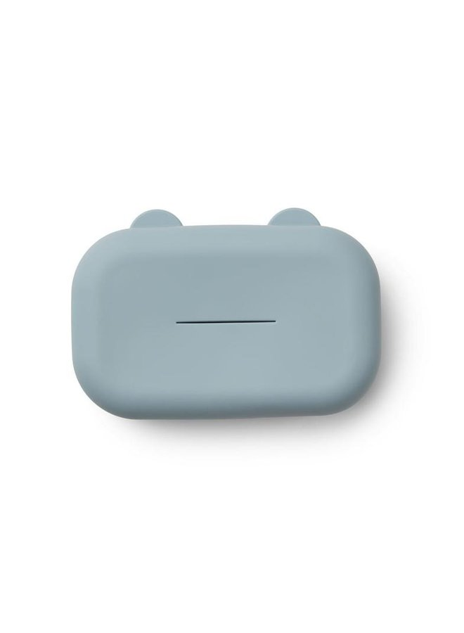 Liewood | emi wet wipes cover | sea blue