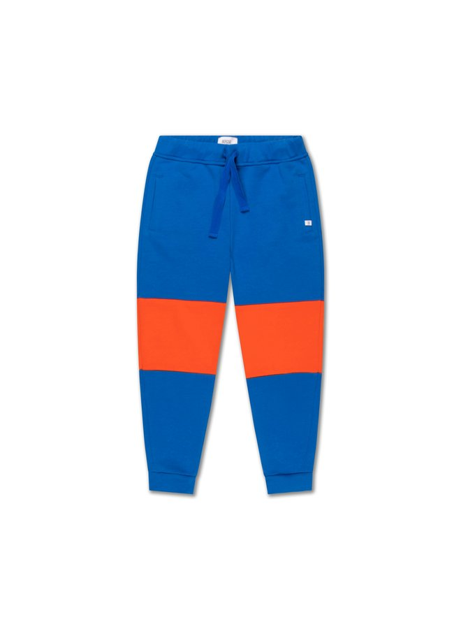 Repose AMS | jogger | matisse blue color block