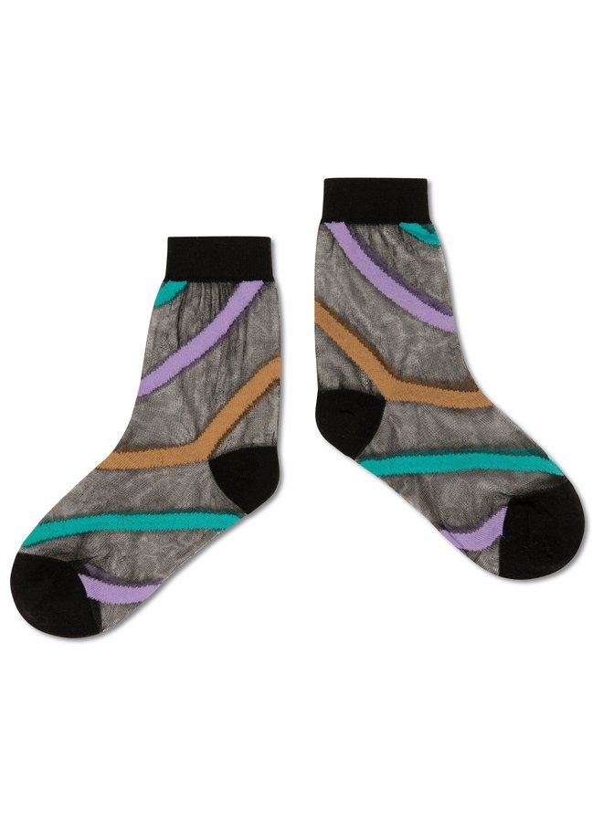 Repose AMS | fancy socks | diagonal stripe