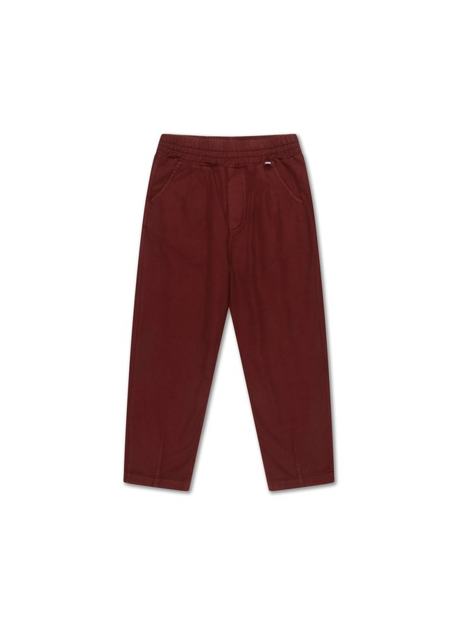 Repose AMS | round pants | root brunette