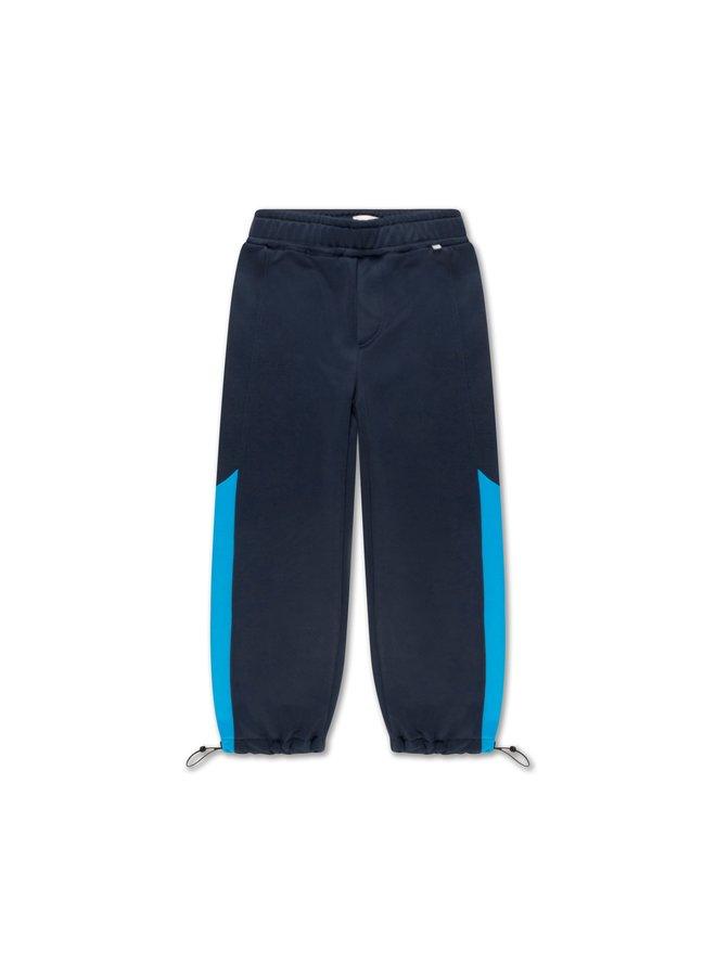 Repose AMS   game pants   dark night blue color block
