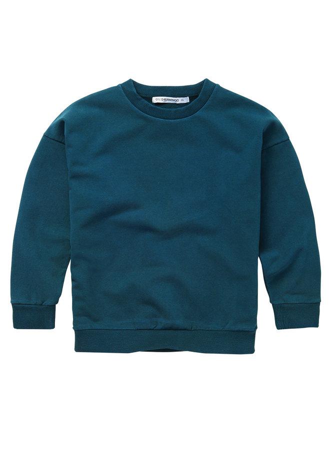 Mingo | sweater | deep navy