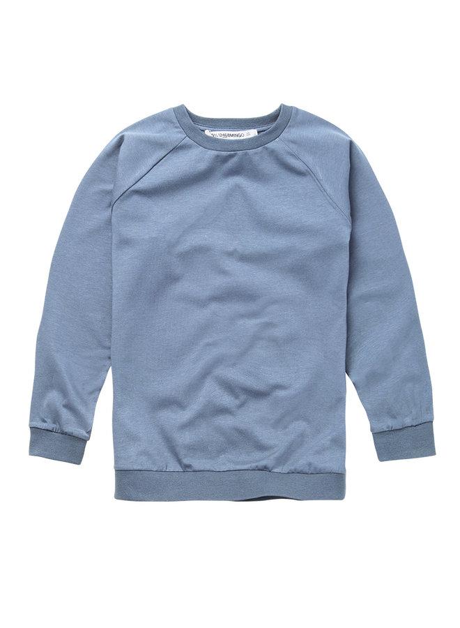 Mingo | long sleeve | blue mist