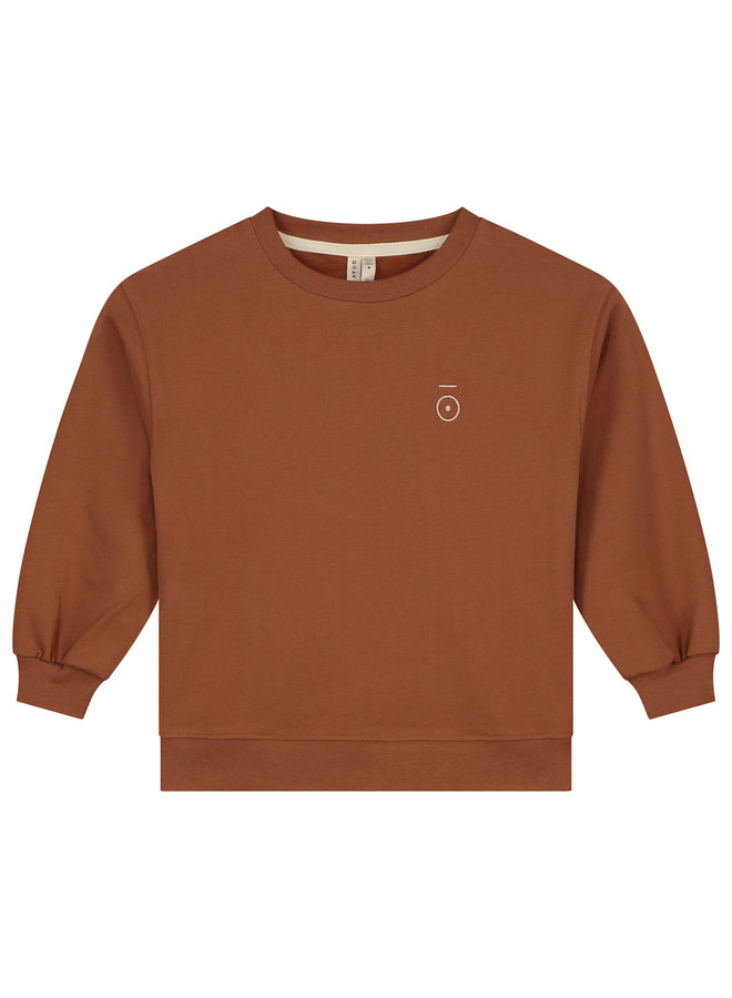 Gray Label | dropped shoulder sweater | autumn