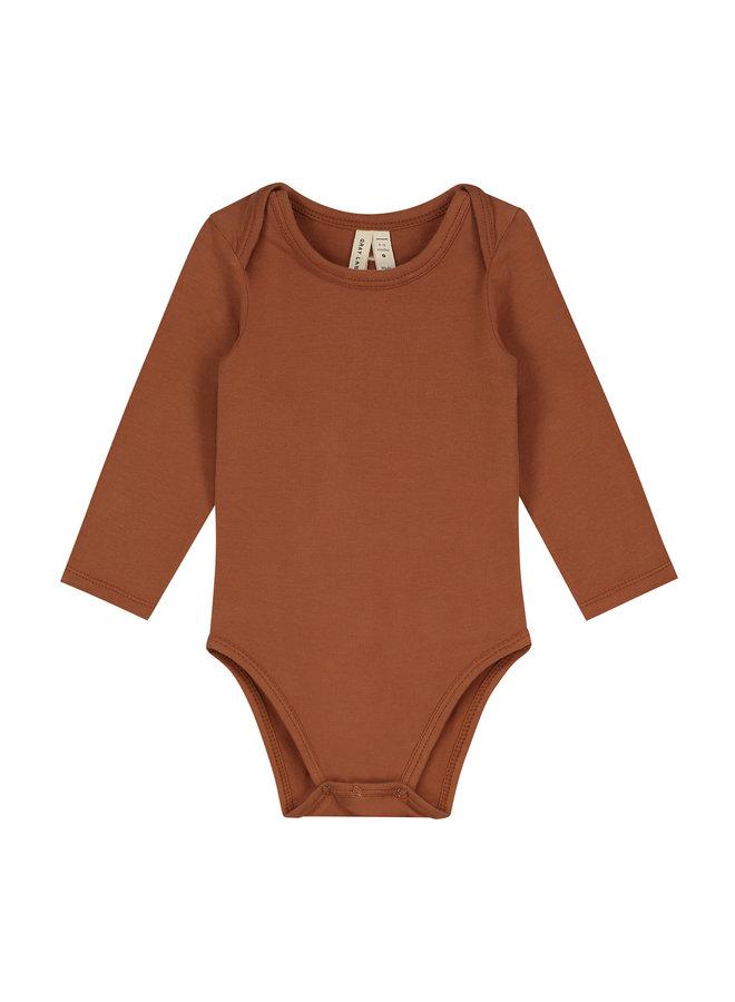 Gray Label | baby l/s onesie | autumn
