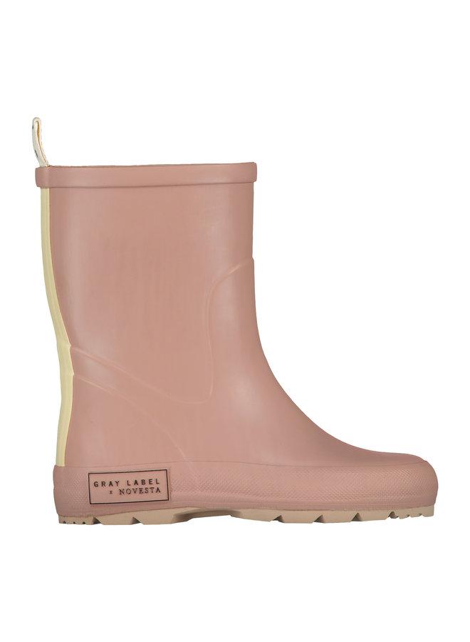 Gray Label   gl x novesta rain boots   rustic clay
