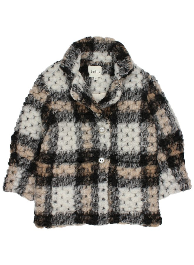 Buho   wool jacket   only