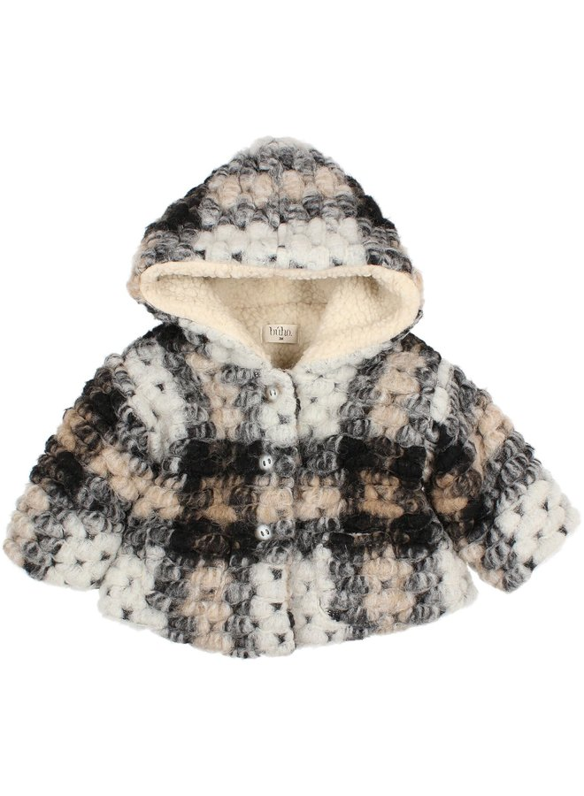 Buho   baby wool jacket   only