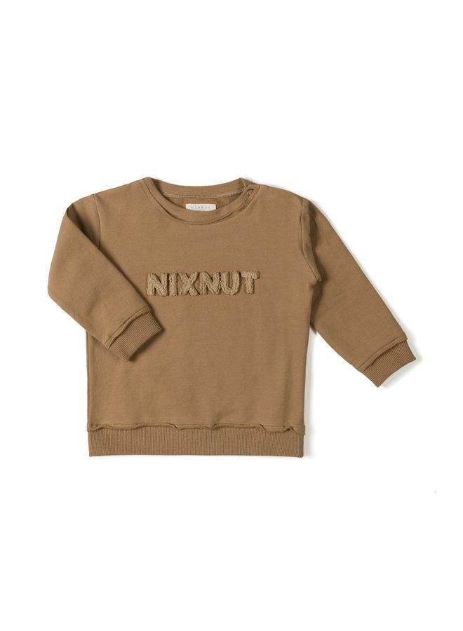Nixnut | nix sweater | toffee