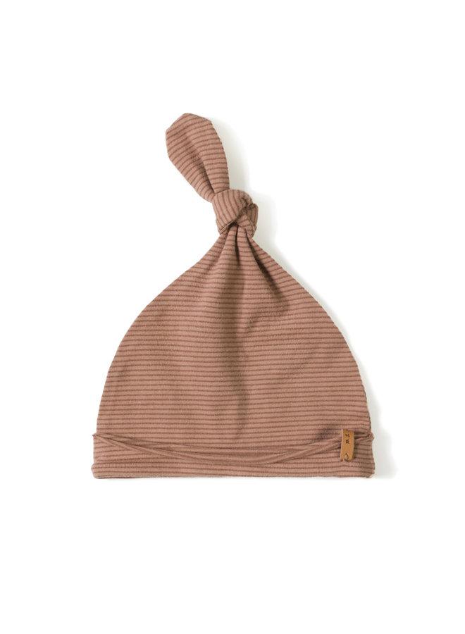 Nixnut | newbie hat | stripe jam